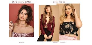 Junior Plus Size Clothing Websites G Stage Dresses