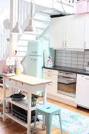 cuisine pastel les cuisines se mettent au bleu visitedeco