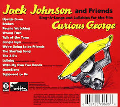 longs amazon com sing a longs u0026 lullabies for the film curious george
