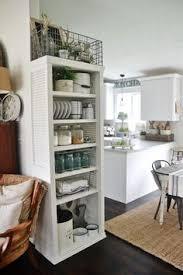Kitchen Bookshelf Cabinet Diy Kitchen Shelves Closet Doors Doors And Kitchen Bookshelf