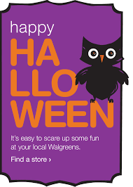 spirit halloween coupon in store halloween walgreens