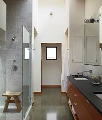 phenomenal polished concrete floors decorating ideas awesome polished concrete floors decorating ideas for bathroom contemporary design ideas with awesome bare bulb baseboards