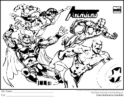 category coloring pages avengers u203a u203a page 0 kids coloring