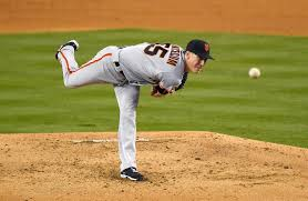 tim lincecum eyes february showcase giants seem a dark horse sfgate