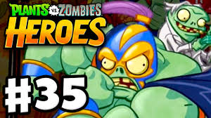 plants vs zombies heroes gameplay walkthrough part 35 boom