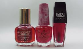 frazzle and aniploish sheer comparisons featuring opi tints and