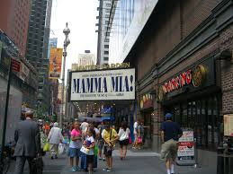 new york and mamma mia booksandbuttons