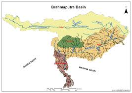 Brahmaputra River On Map Transnational Policy Dialogue For Improved Water Governance Of