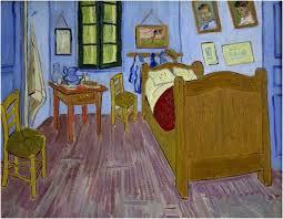 la chambre d arles la chambre à arles huile sur toile copiée au musée d orsay