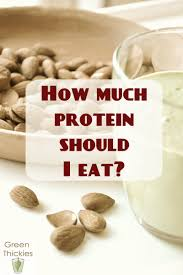 how much protein should i eat and how do vegans get enough protein