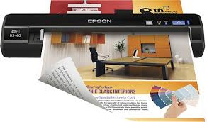 amazon black friday scanners epson workforce ds 40 wireless portable color sheetfed scanner