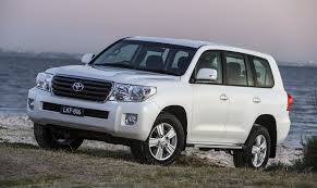 toyota land cruiser description of the model photo gallery