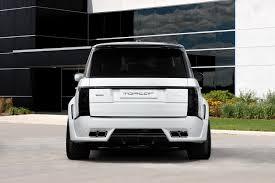 land rover lumma topcar delivers the first range rover lumma clr r