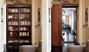 hidden doors bookcases secret door design build pros