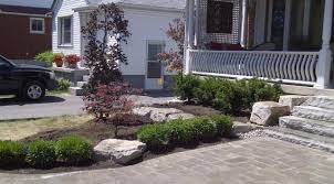 Front Entrance Landscaping Ideas Garden Design Garden Design With Elegant Front Entrance Stoneworx