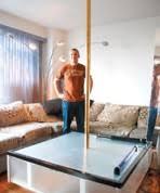 Pole In Bedroom Loho Realty