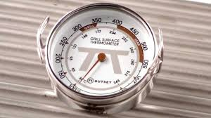 outset surface grill thermometer overview youtube