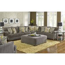 Livingroom Pc Collection Of Solutions Tambo Pewter 5 Pc Living Room Set Charming