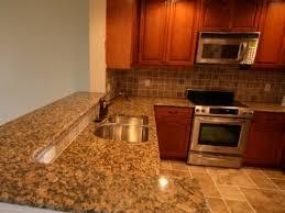 Backsplash For Granite by Ideas For Backsplash With Light Colored Granite Countertops My