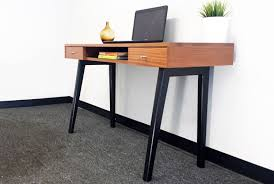Modern Office Desk With Computer Mid Century Style Computer Desk Best Home Furniture Decoration