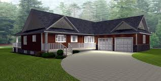 Simple Raised House Plans Style  Centeraislebarnshedtopjpg - Custom ranch home designs