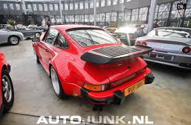 porsche 930 turbo flatnose porsche 930 turbo ruf flatnose foto u0027s autojunk nl 206798