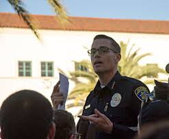 updated video of sdsupd forcefully detaining man sparks campus