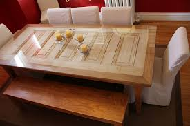 old doors made into coffee tables repurposed 5 panel door makes exquisite dining table osborne wood