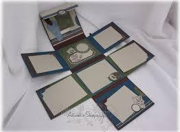 small scrapbook album 168 best mini scrapbooks and scrapbooking ideas images on