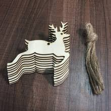 Hanging Decorations For Home Popular Reindeer Wooden Hanging Buy Cheap Reindeer Wooden Hanging