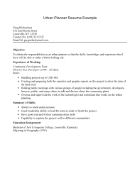 how to write summary in resume how to write bachelor of arts on resume free resume example and sample resume arts resume urban planner exle
