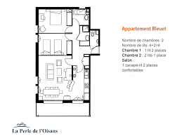 location 2 chambres location vacances vaujany appartement bleuet 4 6 pers 2 chambres