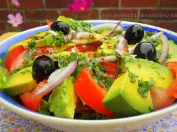 cuisine tomate salade d avocats simplissime le cuisine de samar