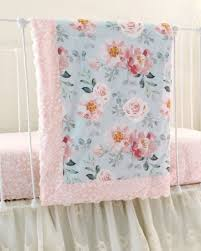 Floral Crib Bedding Sets Blooms Vintage Floral Baby Bedding Set Lottie Da Baby