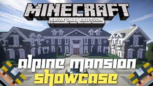 minecraft xbox 360 massive realistic mansion house tours of los