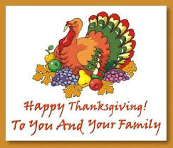 happy thanksgiving to you and your family bransonconnection