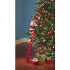 the musical animated tree trimming santa hammacher schlemmer