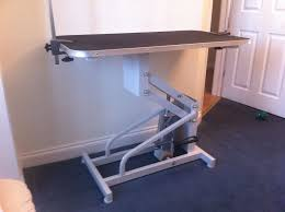 large dog grooming table dog grooming table hydraulic lift suite large dog equipment