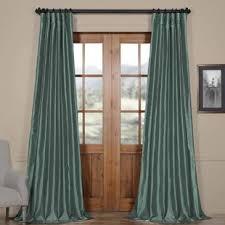 Blue Green Curtains Blue Curtains Drapes Joss