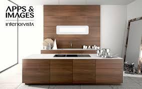 Modern Oak Kitchen Design Modern Oak Kitchen Designs White - Modern wood kitchen cabinets