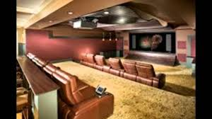 amazing basement design ideas for great home theater styles youtube