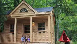 small cabin plans ideas for your backyard cottage