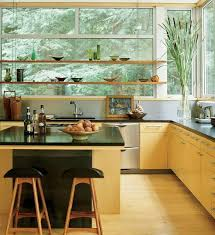 open kitchen shelves decorating ideas open kitchen shelves and stationary window decorating ideas