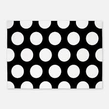 Black Polka Dot Rug Black And White Polka Dot Rugs Black And White Polka Dot Area