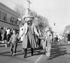 union city halloween carnival bygone walla walla vintage images of the city and county