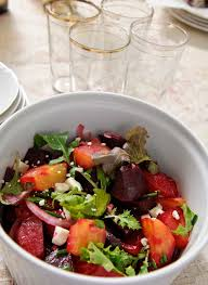 cuisine femme six easy salad recipes for late summer chez bonne femme