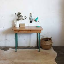 bureau vintage enfant bureau enfant vintage atelier du petit parc