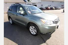 Subaru Forester Rugged Package Used Subaru Forester For Sale Special Offers Edmunds