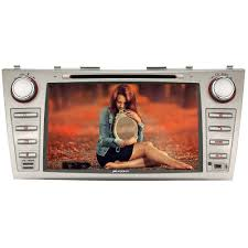 pumpkin 8 inch win ce 6 0 car dvd gps navigation system for toyota