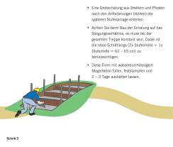 bauanleitung fã r treppen service technische hilfe einbauanleitungen einbau stufen